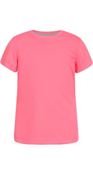 Icepeak Milla Shortsleeve Shirt Children pink